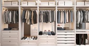 Достоинства шкафов-купе