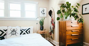 Искусство Фэн-шуй в спальне