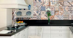 Плитка для кухни и ее роль в интерьере