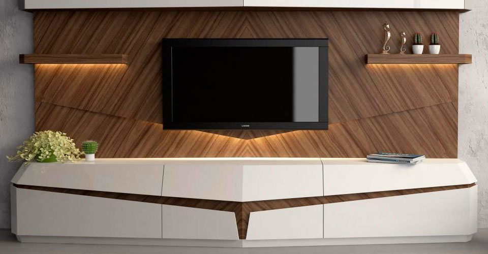 Основные характеристики тумбы под телевизор