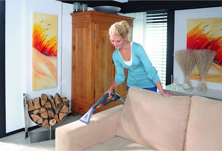 Как очистить подлокотники на мягкой мебели от жира