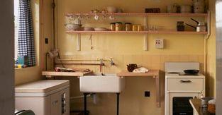 Моветон в дизайне кухни