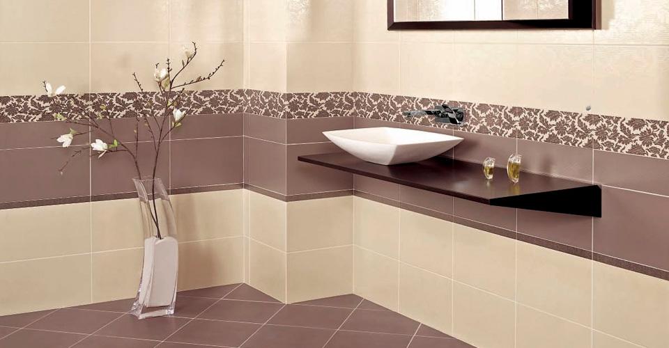 Керамическая плитка – практичная и эффективная отделка для ванной и кухни